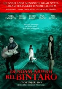 Dendam Arwah Rel Bintaro 2013