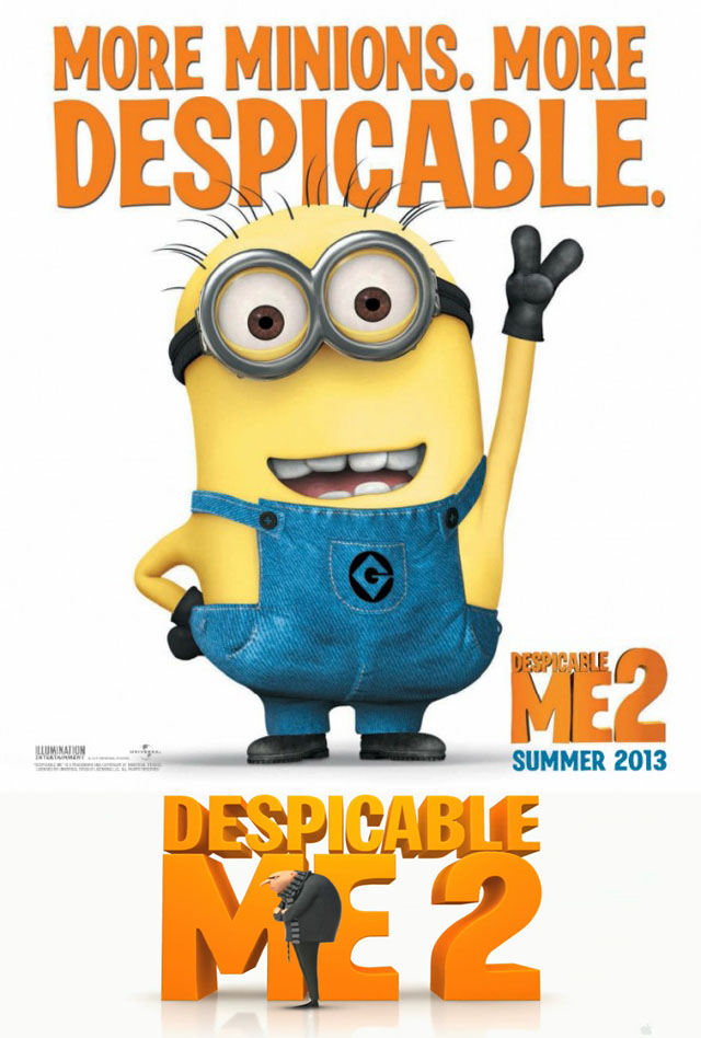 Despicable Me 2 2013 | Movie21News