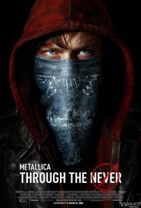 Metallica Through The Never 2013