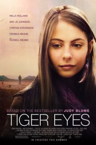 Tiger Eyes (2013)